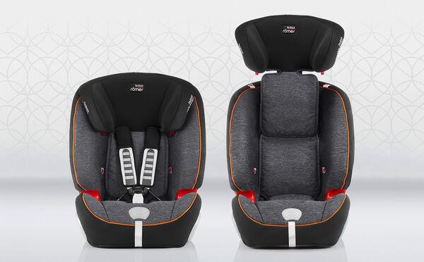 EVOLVA 1-2-3 PLUS - siège-auto   Britax Römer 5dc5d7385de3