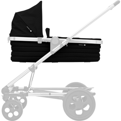 Britax Nacelle – SEED PAPILIO Black