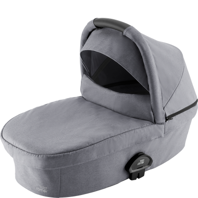 Britax Nacelle – SMILE III Frost Grey, Black