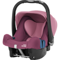 Britax BABY-SAFE PLUS SHR II Wine Rose